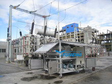 Portable Used Transformer Oil Filter Machine for Transformer Installation