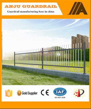 DK008 Alibaba china cheap price wrought iron/metal fence for sale