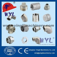 Thread fittings Male cap 316 1/2""
