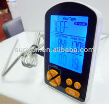 digital grill thermometer for BBQ/Kitchen/cooking