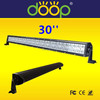 Factory supply flood/spot/combo epistar or c.ree dual-row 180w 30 inch led light bar