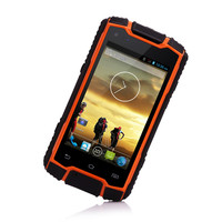 Factory cheapest Android 4.4.2 IP68 4 inch MT6572 3G Rugged Phone