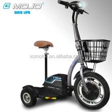 three wheel electric scooter E3