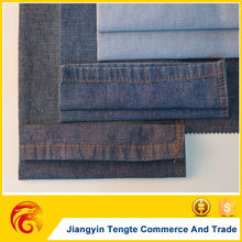 Lining Cotton /Polyester/ Spandex Blend for Denim fabric made in China
