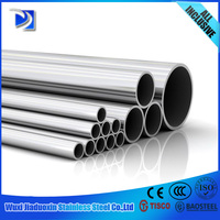 price for various 304 stainless steel seamless pipe/welded steel pipe