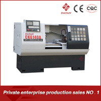 [DATAN] Low Price Promotion CE certificate high precision small cnc lathe machine for sale