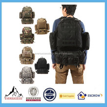 outdoor Hiking Military Backpack Tactical Backpack Sports Camping Travel Hiking Bags