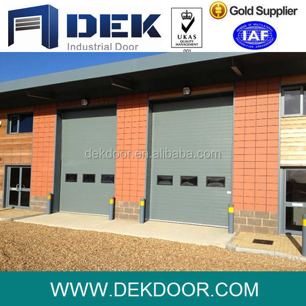 Sectional Garage Doors Product : Sectional garage overhead doors industrial door buy