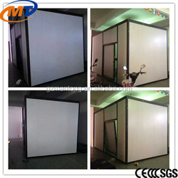 5d cinema--cabin with wheels,best quality 5d cinema cabins,new mobile 5d cinema with cabin