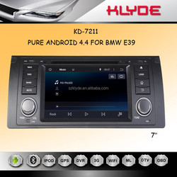 ANDROID 4.4.4 QUAD CORE 16GB 1024*600 MIRROR LINK REAR MONITOR SUPPORT car audio system for 39