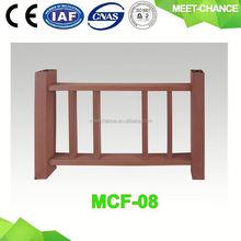 wpc composite railing/gazebo/pergola
