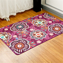 2015 fashion pattern kids printed rug