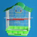 Plegable de metal jaulas de pájaros, nido de pájaro, la cría de aves de la casa