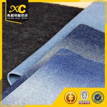 cotton color stripe denim jeans fabric