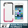 unique Design Hot Products Cases For IPhone 6 Case PC TPU COMBO