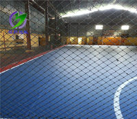 Alibaba china high quality PVC flooring for futsal court