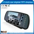 Alto brilho e câmera de segurança espelho retrovisor para ônibus/van/campista/rv