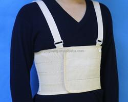 Wholesale Health Care Breathable Elastic Rib Brace Rib support