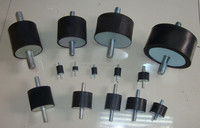 NBR/CR/NR/EPDM/Silicone/Viton/FKM rubber buffer