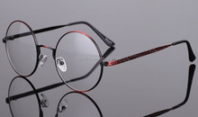 frame eyewear spectacle round glasses vintage round metal glasses round plastic craft frames