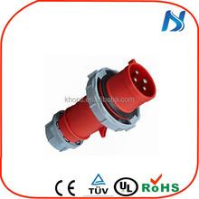 IP44 3P+N+E wall Industrial Socket electrical Plug&socket male and female Industrial plug