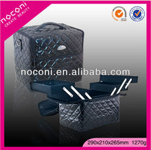 Noconi fashion style hot sell colour cosmetic case