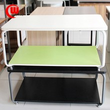 Steel office table offee table home office furniture factory direct wholesale discount coffee table