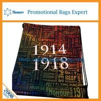 yiwu futian market professional waterproof drawstring diaper beach bag