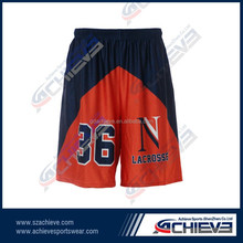 full digital sublimation free design soccer short custom made football short