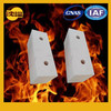 Glass fusing kilns tin bath bottom block refractory block