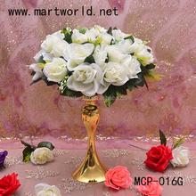 2015 últimas sirena central de la boda jarrones para la boda de mesa decoración ( MCP-016 )