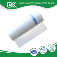 Popular fashion thick plastic ice bag for wine