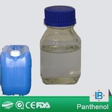 LGB factory supply D-panthenol/ D-panthenol 75%/hair essentials ingredients manufacturer