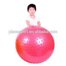 Customized wholesale promotion anti burst gym ball fitness peanut massage ball