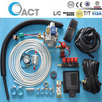 LPG eletronic cars sequential injection conversion kits/engine lpg conversion kit/lpg kits for cars