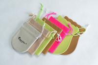 custom design fashion specialized velvet pouch