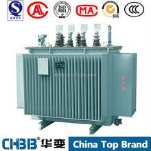 oil immersed power transformer 100kva 24kv/0.4kv S9 series