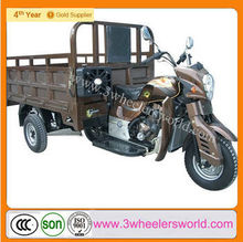 Lifan brand 250cc Displacement 4 stroke engine Open body type and Cargo use for adult motor tricycle/three wheel motorcycle