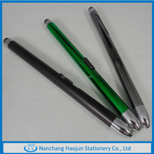Pen With Stylus Tip On The Top And Click button At Side