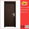 SC-P165 Classic style modern bedroom pvc mdf door designs