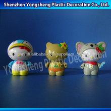 juguetes figuras para promoción pequeño pvc
