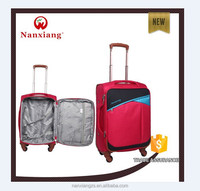 export quality luggage and bag,4 wheels luggage trolley