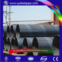 EN10219 A53 steel construction steel pipe, spiral steel pipe, oil and gas line pipe