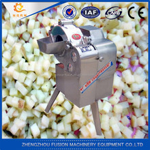 CE Certificated automatic cutting machine for carrot/patato