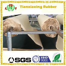 Mass supply natural rubber foam adhesive sheet rolls