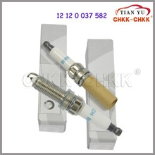 EUROPEAN CARS F01/F02 750i 750Li 760Li Spark Plug High Power OEM 12 12 0 037 582 NEW spark plug