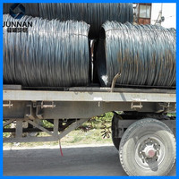 wire rod for metal products and components