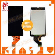 Cell Phone parts for Sony Xperia Z1 mini LCD touch, touch screen for Sony Xperia Z1 mini lcd replacement