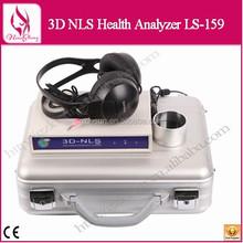 Salon Beauty Equipment 3D NLS Quantum Health Analyzer