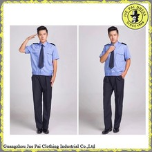 Costume design security guards uniform/security guards shirts